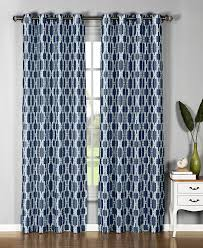 Long Curtain Furniture Pleasing Extra Long Curtains With Blue Curtain And