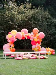wedding arch balloons 10 diy balloon decorations mywedding