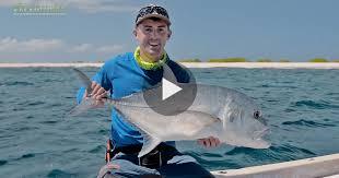 fishing remote kiribati islands in the central pacific video