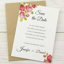 Save The Date Wedding Cards Save The Date Cards With Envelopes Pure Invitation Wedding Invites