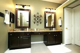 tuscan bronze bathroom lighting bathroom single light fixtures smart bronze bathroom light fixtures