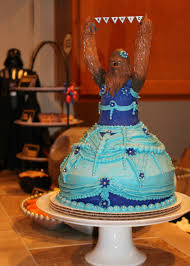 3 year old u0027s princess chewbacca birthday cake geekologie