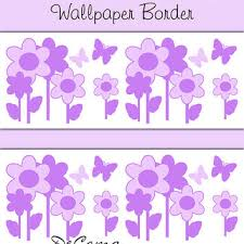 Wallpaper Borders For Girls Bedroom Jungle Animals Wallpaper Wall Border From Decamp Studios