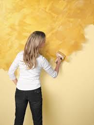wandgestaltung schöner wohnen metalleffekte für die wände schöner wohnen farbe anleitung