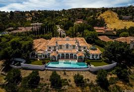 mediterranean style mansions 11 000 square foot mediterranean style mansion in ca