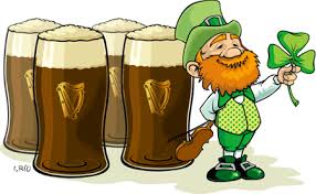 St Patrick U0027s Day Drinks Simple Speedy Snacks