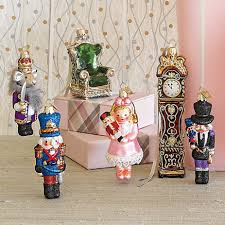 nutcracker ornaments nutcracker ballet ornaments gump s