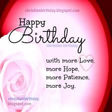 a birthday with christian card christian birthday