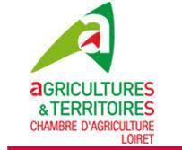 chambre agriculture du loiret chambre d agriculture du loiret le seul rendez vous professionnel