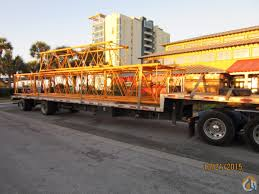 manitowoc 999 operators manual tower attachment for manitowoc 4100 crane for in fontana