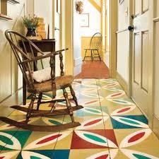 Decorative Floor Painting Ideas 15 Decorative Paint Ideas Patchwork Foyers And Patchwork Tiles