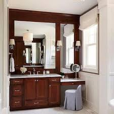 Bathroom Cabinets Wood Cherry Bathroom Cabinets Design Ideas