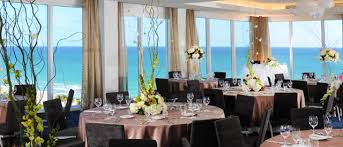 Wedding Venues South Florida Rooms With A View Waterfront Wedding Venues Ocean Wedding