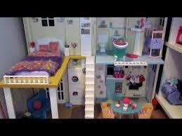 Best 25 Barbie House Tour by Huge Barbie House Tour 2016 Youtube