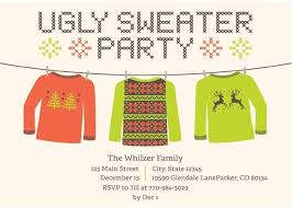 christmas cocktail party clipart ugly sweater christmas party invitations new for 2017