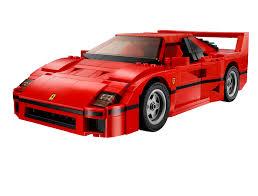 ferrari f1 lego ferrari f40 supersports car utahlug org