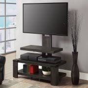 55 Inch Tv Cabinet by Whalen Swivel Tv Stand With Mount