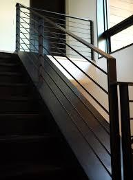 Indoor Banisters And Railings Best 25 Metal Railings Ideas On Pinterest Modern Railing Metal