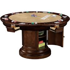 round poker table with dining top 57 best convertible poker dining tables images on pinterest