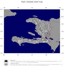 Haiti Map Map Haiti Ginkgomaps Continent South America Region Haiti