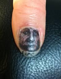 albert thumb nail tattoo by jwheelwrighttattoos on deviantart