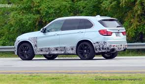 bmw x5 competitors 2015 f85 bmw x5m getting closer to launch