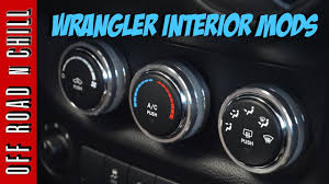 jeep interior accessories this accessories will change your wranglers intrerior youtube