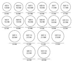 size 9 ring in uk ring size guide printable ring size guide ring size chart pandora