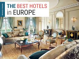 the best hotels in europe business insider