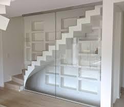 chambre de garde chambre escalier interieur garde corps interieur en verre panneaux
