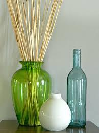 decorative glass vases decorations colored decorative glass beads decorative colored