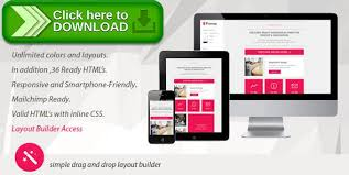 photo layout editor free free nulled pronus flat responsive email with layout builder