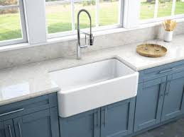 pictures of farmhouse sinks latoscana lfs3318w 33 reversible fireclay farmhouse sink