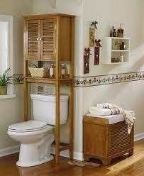 Pinterest Bathroom Storage Oak Finish Over The Toilet Bathroom Storage Tower Bath Rooms