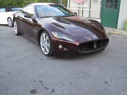 maserati granturismo engine 2009 maserati granturismo s gts super rare f430 engine and 599 f1