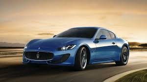 maserati granturismo convertible blue 11 facts about the 2015 maserati granturismo