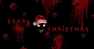 necessary evil iconic christmas characters in a horror movie