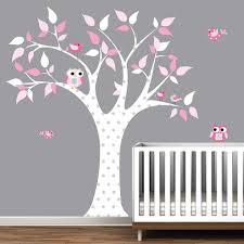 stickers arbre chambre enfant inspiration stickers arbre hibou deco