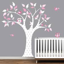 stickers arbre chambre enfant inspiration stickers arbre hibou deco