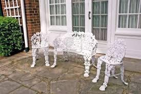 second hand home decor furniture second hand wrought iron garden furniture home design