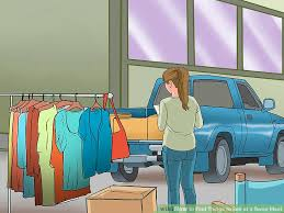 How to Find Things to Sell at a Swap Meet 10 Steps