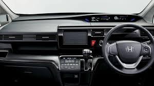 lego honda odyssey 2015 honda step wgn unveiled with a turbocharged engine