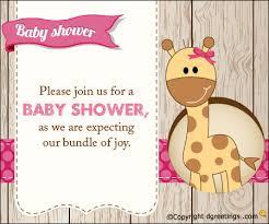 Mother Blessing Invitation Shower Invitation Wording