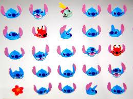 background stitch cutetastic disney finds stitch expression stickers