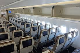 Boeing 777 Interior A Tour Of Swiss U0027 777 300er First Business And Economy