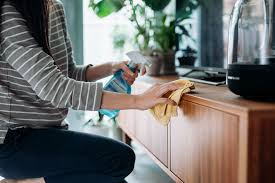 what is best to use to clean wood cabinets how to clean wood furniture to make it look new again