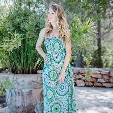 summer dresses uk bandeau cotton summer maxi dress by s web jewellery