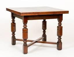 antique draw leaf table elegant antique arts and crafts draw leaf oak dining table restored