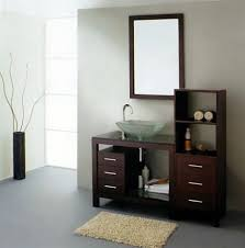 Modern Bathroom Vanities And Cabinets Modern Bathroom Vanity Seabrook In Single Remodel 4 Kathyknaus