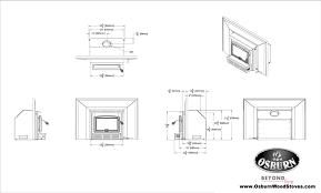 the osburn 1100 osburn 1100 fireplace insert at osburnwoodstoves com